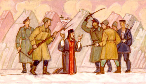 Half a million people may have suffered for Orthodox faith in USSR
