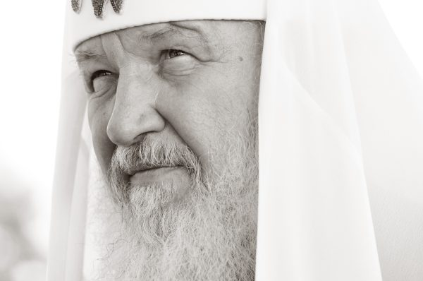 Patriarch Kirill celebrates his 70th birthday