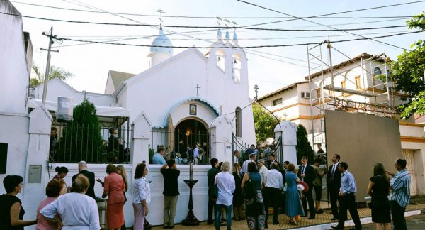 Patriarch Kirill sends a priest to Paraguay capital for its only Orthodox church