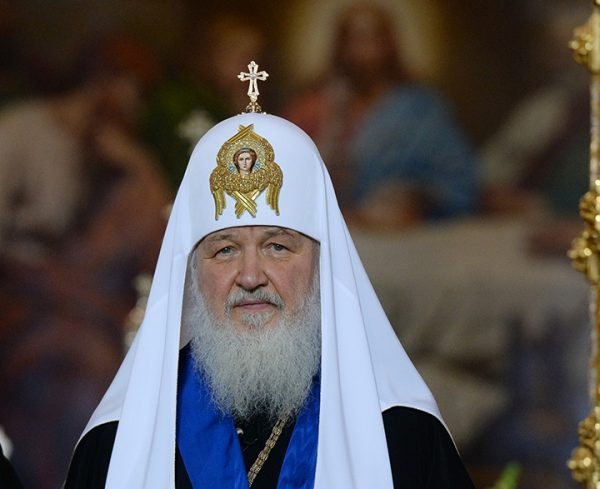 Christ and apostles are losers from the ordinary point of view, Patriarch Kirill believes