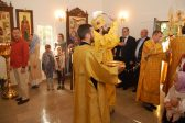 Church of Protecting Veil of the Mother of God consecrated in Islamabad