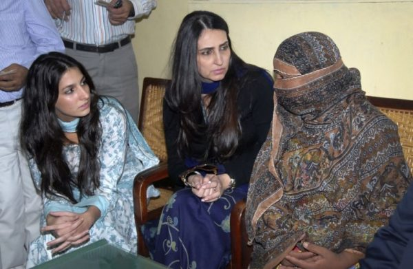 More Than Half A Million People Sign Petition To Save Christian Mother Asia Bibi From Death Sentence