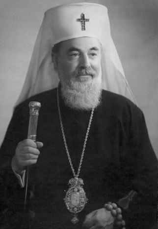 Metropolitan Kirill, the bishop of Plovdiv