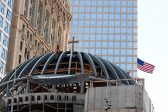 'Symbol Of Hope': Church Destroyed On 9/11 Raises Cross On New Building