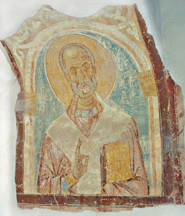 St. Nicholas.  Why Him?
