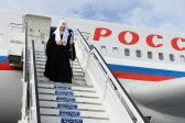 Russian Orthodox Church head arrives in France on pastoral visit