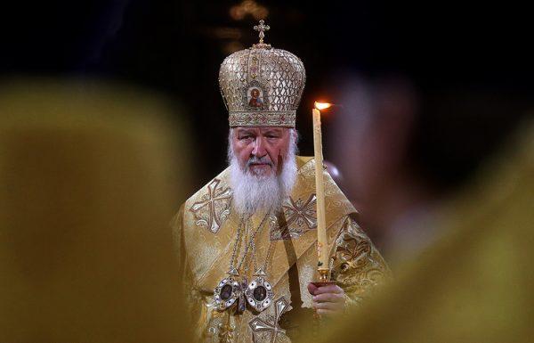 Patriarch Kirill urges compatriots to cherish spiritual ties with homeland