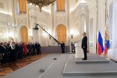 Patriarch Kirill attends President Putin's address to Federal Assembly