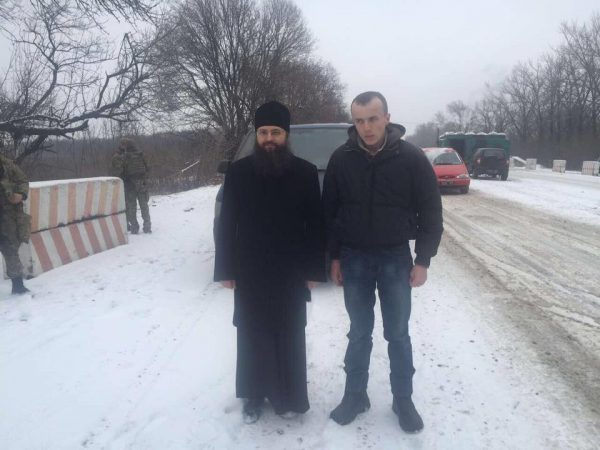 Ukrainian serviceman released from prison in Donbass with Patriarch Kirill's mediation