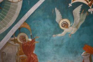 Entrance of the Theotokos into the…
