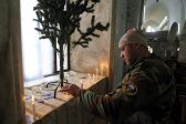 Iraqis Celebrate Christmas Near Mosul After ISIS Pushed Out