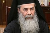 Exposing of the Holy Sepulchre is not a blasphemy, it is a necessity, the Jerusalem Patriarch stresses