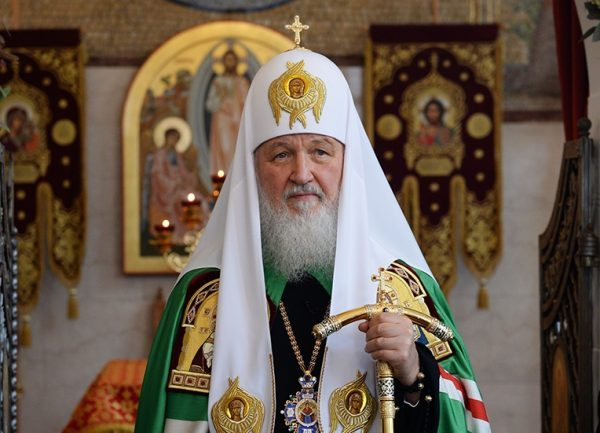 Patriarch Kirill urges Europeans to follow Christ contrary to public fashion