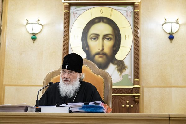 Patriarch Kirill calls against understating achievements of Soviet administration, troubles that hit country
