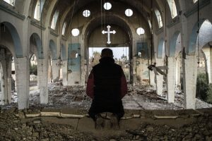 """A Priest from Aleppo: """"God Wants…"""