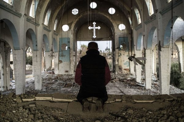 "A Priest from Aleppo: ""God Wants Me to Be Here Till the End"""