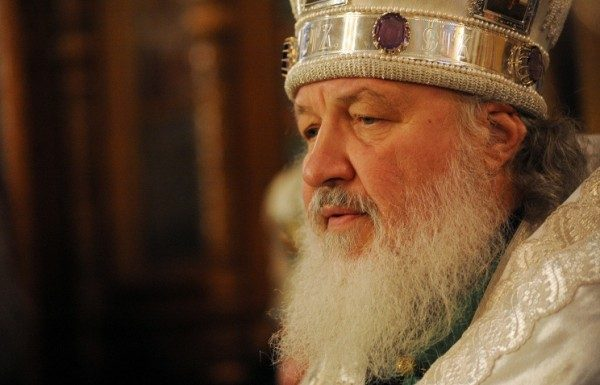Patriarch Kirill prays for Andrey Karlov's repose