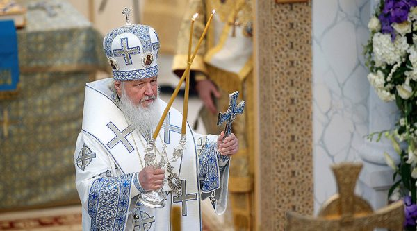 Russian Patriarch consecrates Orthodox cathedral just yards from Eiffel Tower in Paris