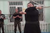 Divine power: Orthodox priest shows off impressive swordplay (VIDEO)