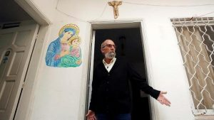 Artist Works to Preserve Christian Heritage…