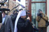 Metropolitan Hilarion prays for victims of plane crash over Black Sea
