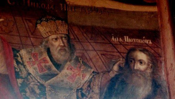 Celebrating St. Nicholas: When Santa Went to Jail