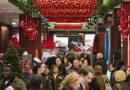 St. Nicholas & the Shopping Mall: A Study in Incompatibility