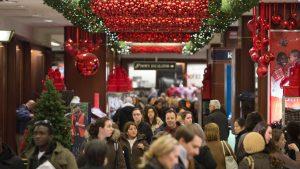 St. Nicholas & the Shopping Mall:…