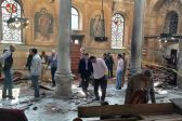 Egypt: 25 killed by bomb blast at St Mark's Cathedral