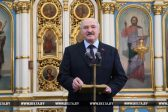Lukashenko calls for unity in church, between nations
