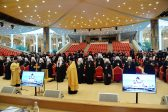 Patriarch Kirill opens a plenary session of the ROC Inter-Council Presence