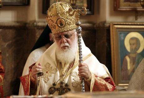 Georgia's Patriarch delivers annual Christmas epistle