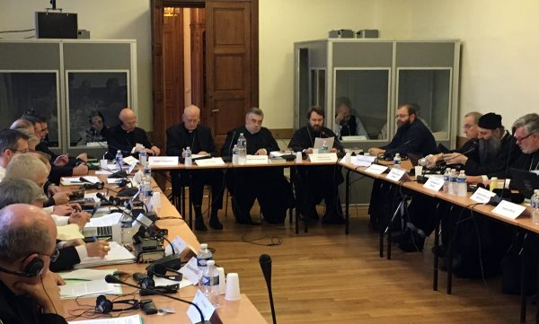 Europe's Catholic, Orthodox leaders say they'll stand against terrorism