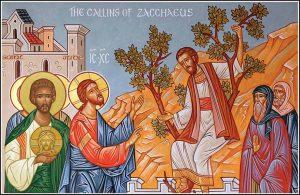 Zacchaeus as an Example of Struggle,…