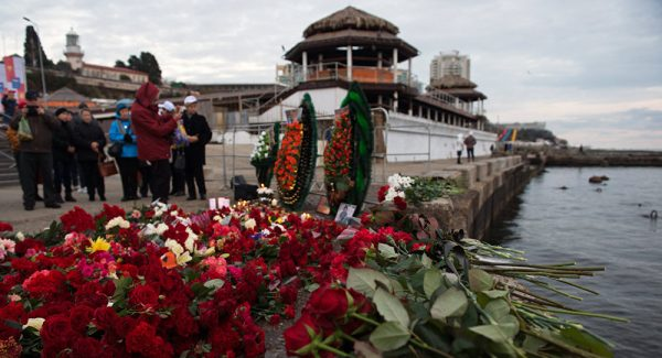 Sochi's Churches to Host Liturgical Services in Memory of Tu-154 Crash Victims