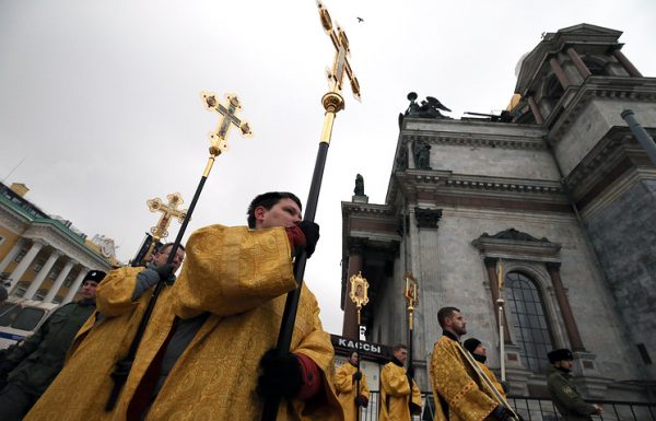 Handover of St. Isaac Cathedral to Orthodox Church may become 'symbol of reconciliation'