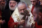 Georgian patriarch says he has known Deacon Mamaladze for a long time, calls his detention 'strange'