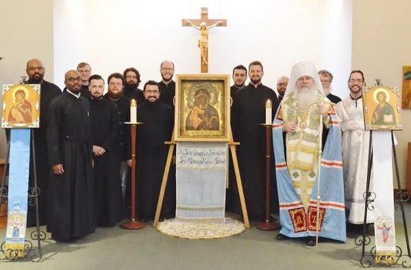 """""""Blood and Soul"""": Metropolitan Tikhon on Saint Patriarch Tikhon"""