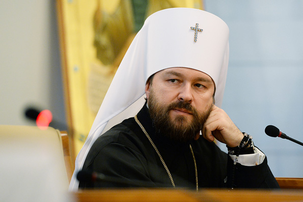 Russian Orthodox Church, Vatican to Work Closer on Christians' Persecution