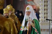 Lukashenko congratulates Patriarch Kirill on enthronement anniversary