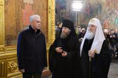 33 churches were restored in Moscow for the years of Patriarch Kirill's primatial service
