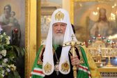 Patriarch Kirill urges to redeem sins of revolution building up a just society