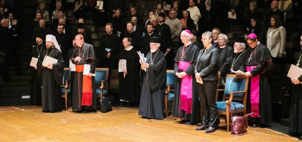 Celebrations marking the first anniversary of the meeting in Havana take place in Fribourg