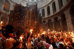 In Egypt, Christians Can Now Take…