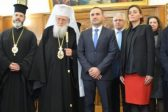 Nomination of Bulgarian Orthodox Church for Nobel Prize focus of talks between Patriarch and Jewish leaders