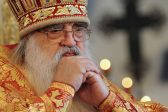 Honorary Patriarchal Exarch of All Belarus accepts congratulations on anniversary