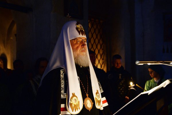 "Patriarch Kirill calls it a disease to search for ""likes"" in social nets"