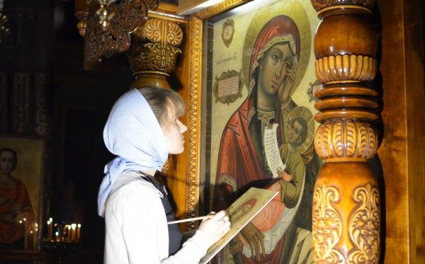 Sunday of Orthodoxy: Holding Forth Our Truth