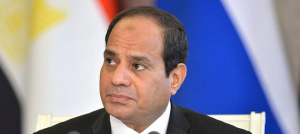 Egypt president: Christians and Muslims must be treated equally