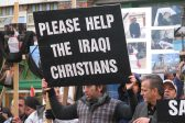 If Christians are driven from the Middle East the West will be to blame for 'standing by and doing nothing', says Erbil Aid-coordinator